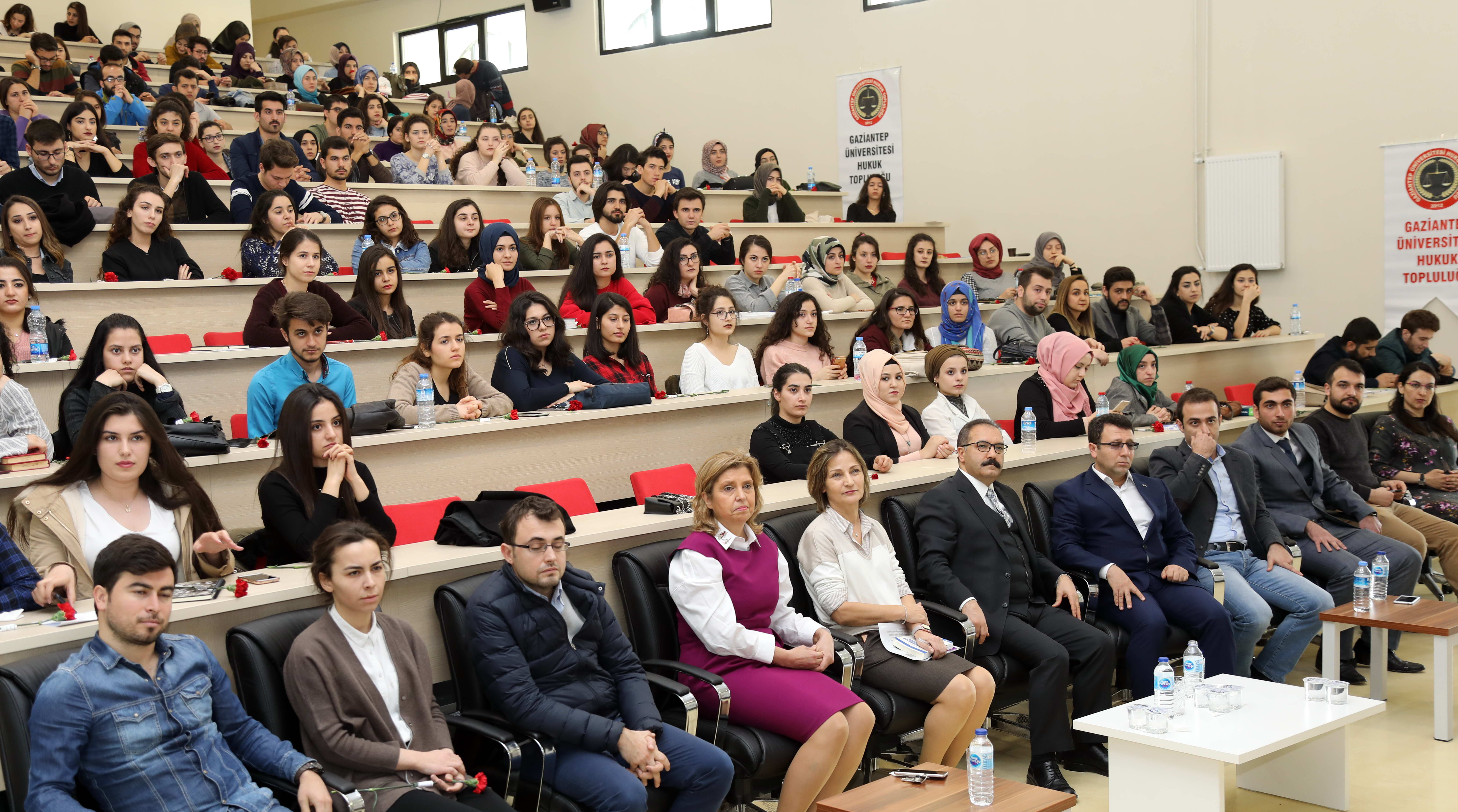 Prof. Dr. Nuhoğlu'ndan Kadına Şiddet ve Aile İçi Şiddet Konferansı