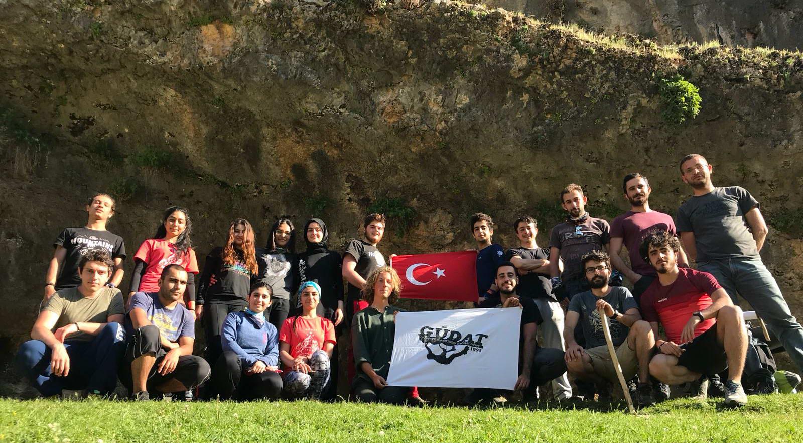 GÜDAT'IN YAZ GELİŞİM KAMPI BAŞLADI -  (1)