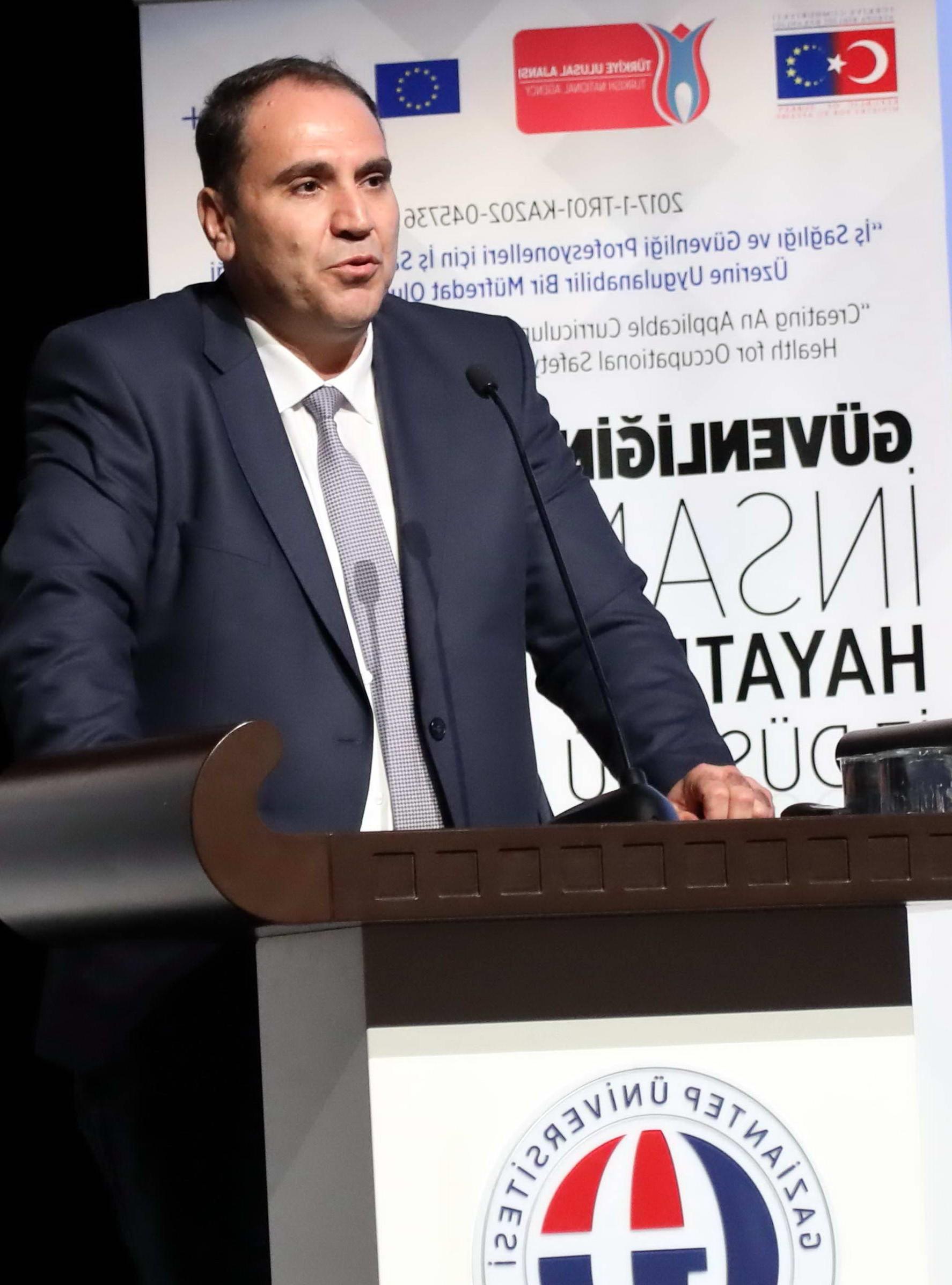 Doktor Öğretim Üyesi Murat Karahan,