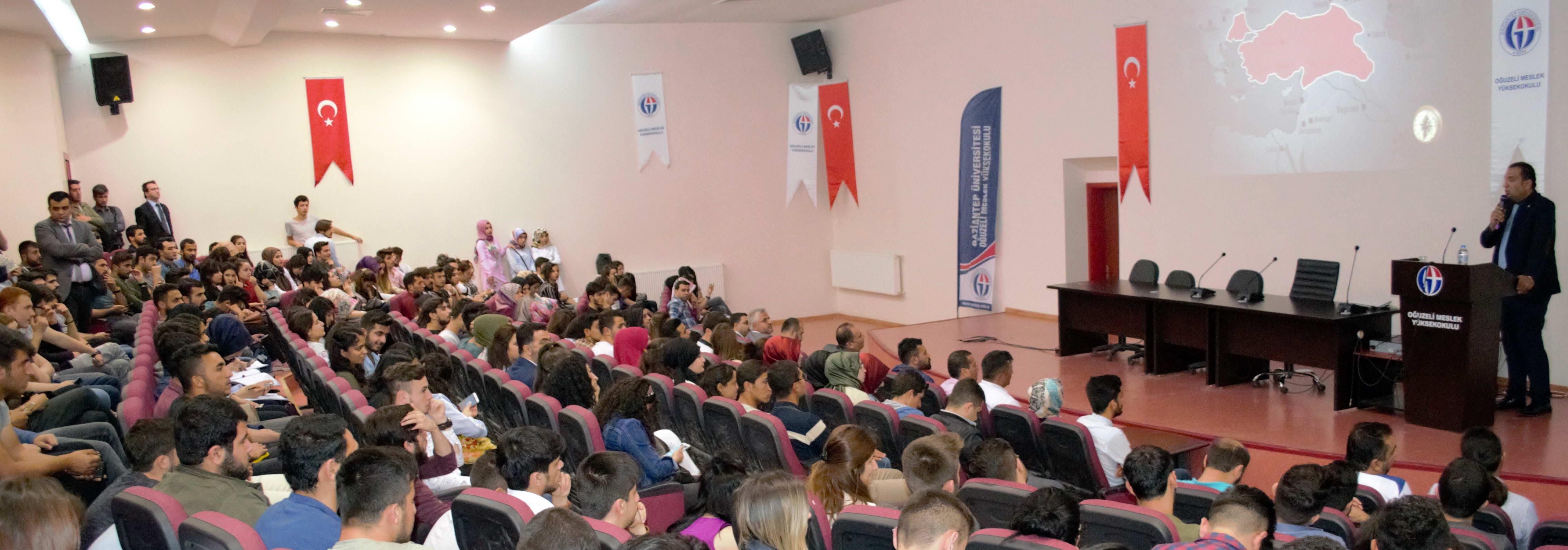 """Tanrıöver'den Misak-ı Milli Yeniden Türkiye'yi Davet Ediyor"""" Konferansı -  (1)"""