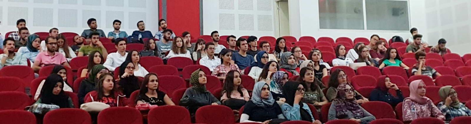 Diş Hekimliği Fakültesi Öğrencilerine Oryantasyon Sunumu-2