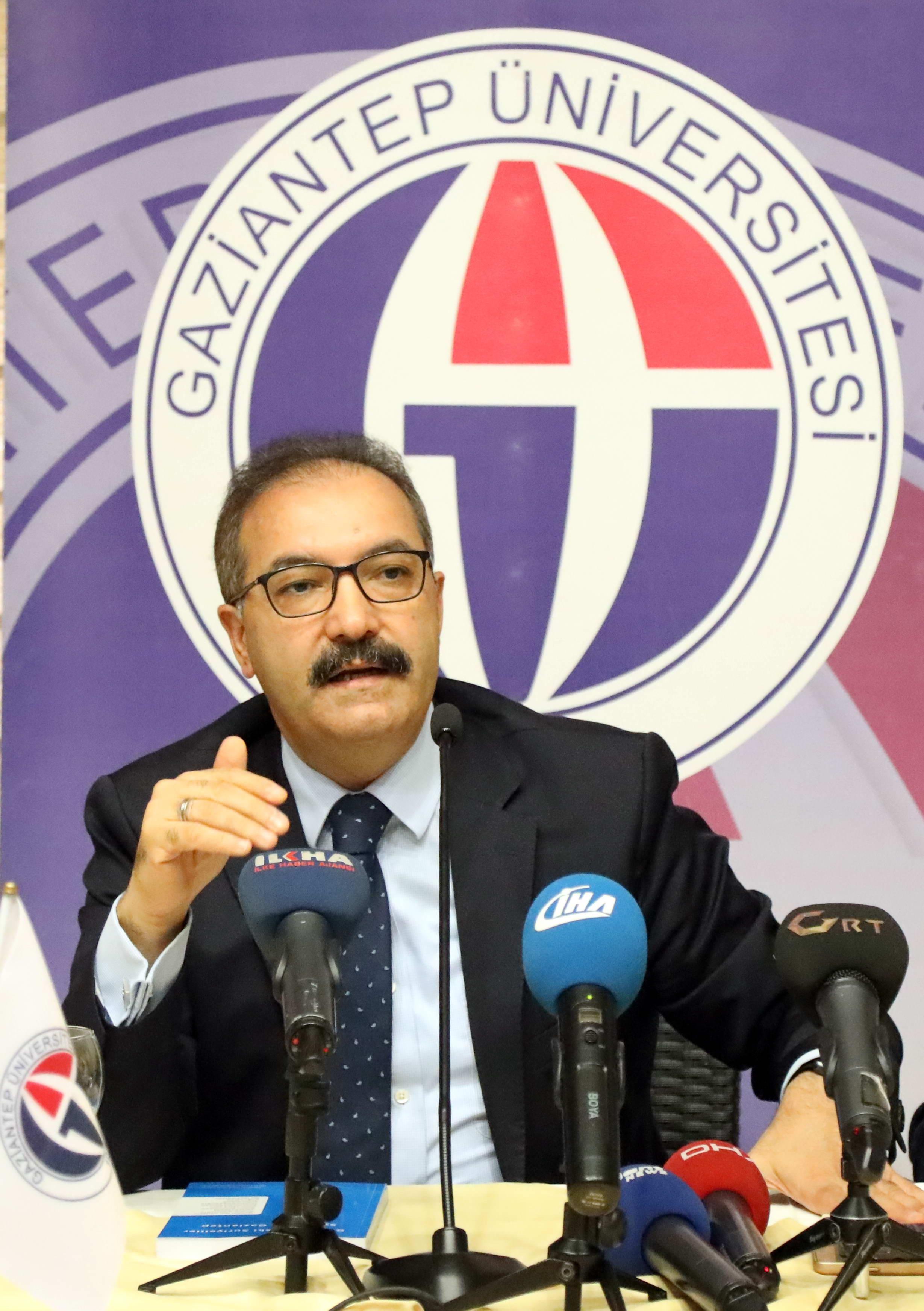 GAÜN'DEN ÇOK ÇARPICI SURİYELİ ARAŞTIRMASI -  (Prof. Dr. Ali Gür)