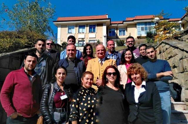 GAÜN Yetişkin Eğitimi Projesi ile Gabrovo'da -  (1)