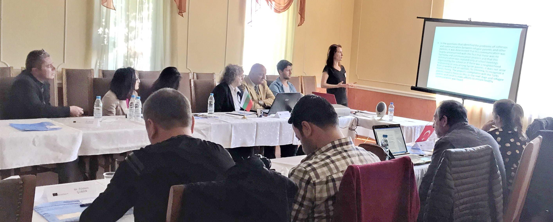 GAÜN Yetişkin Eğitimi Projesi ile Gabrovo'da -  (2)