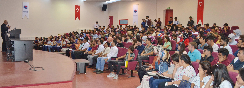 Oğuzeli MYO Öğrencilerinden Kızılaya Kan Bağışı -  (1)