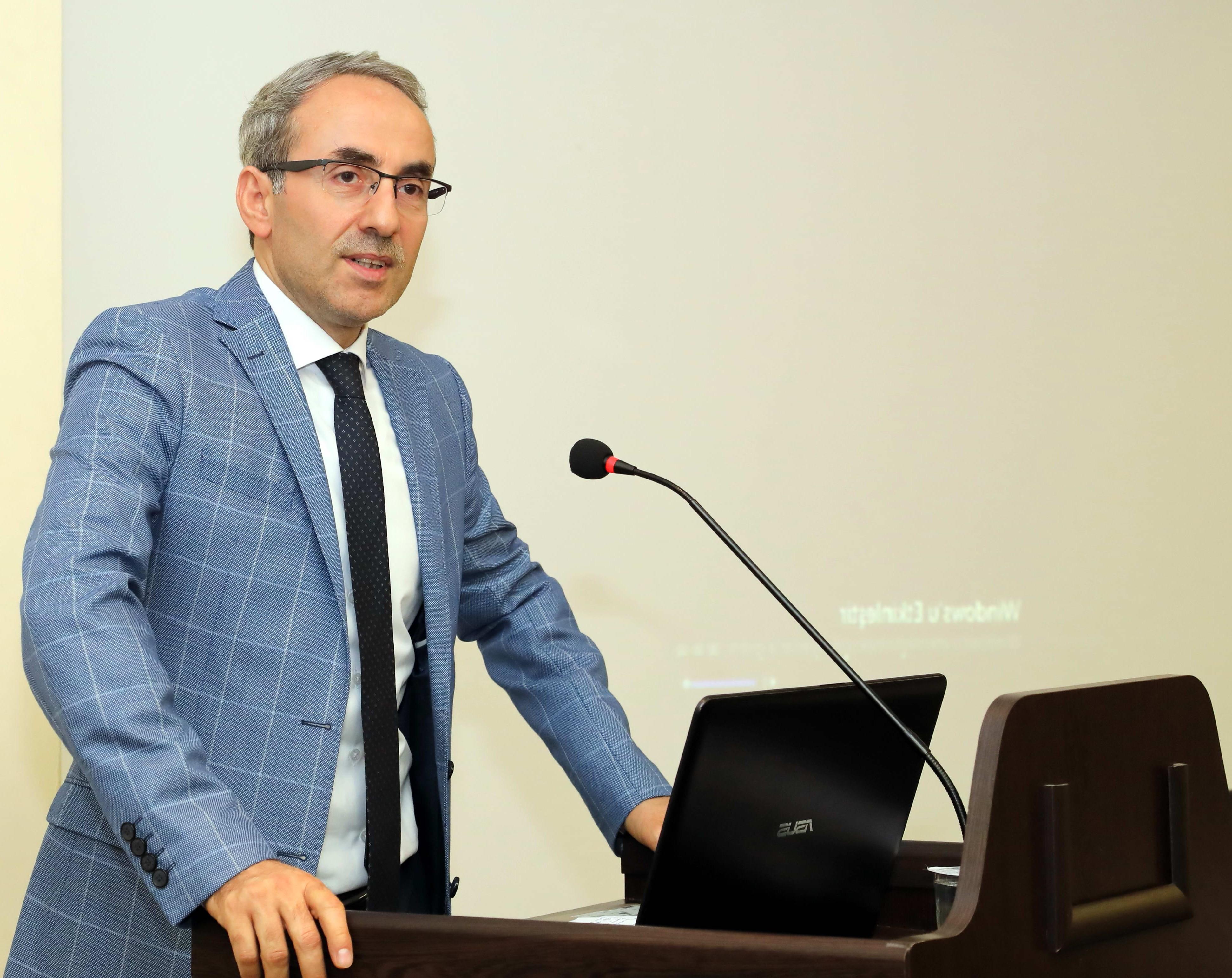 Prof. Dr. Şehmus Demir