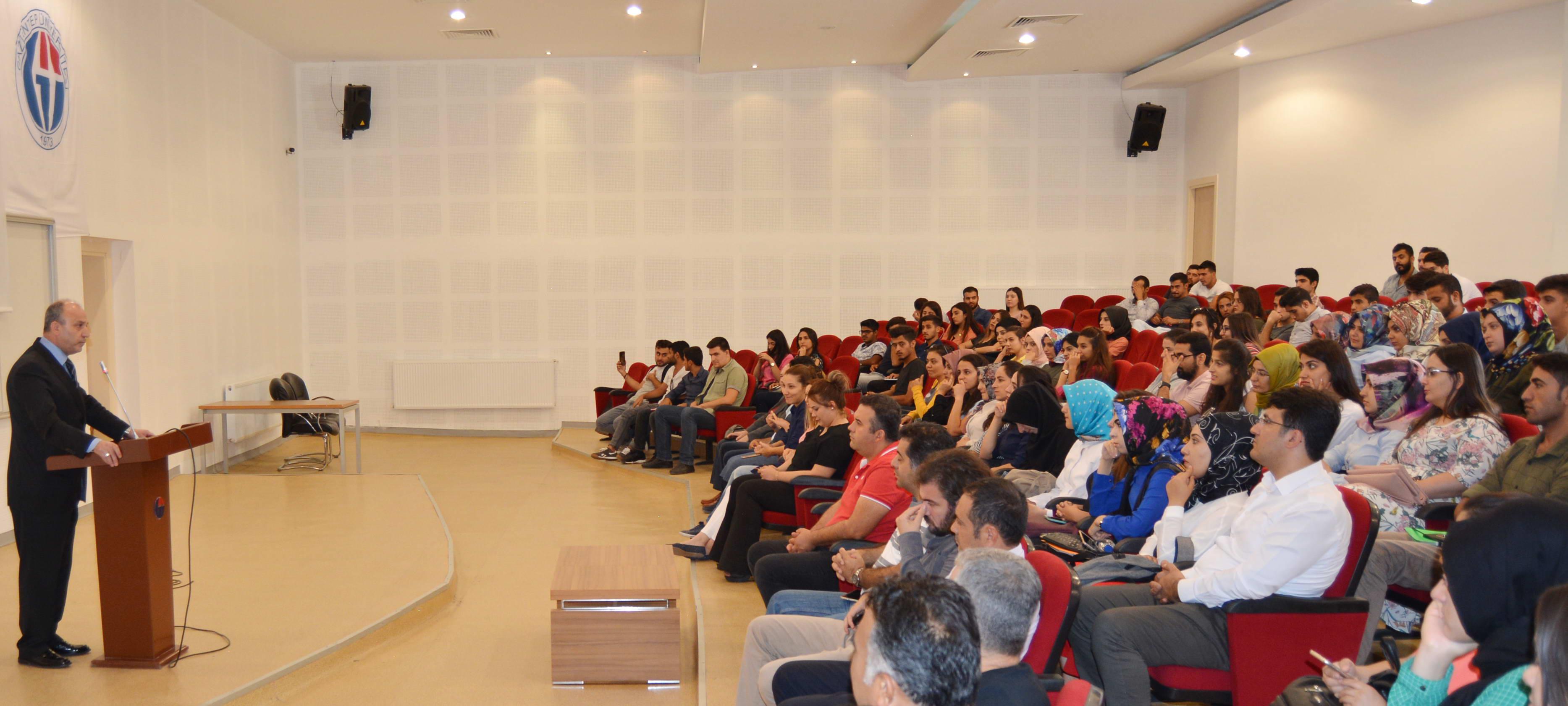 islahiye İİBF'de Oryantasyon Eğitimi -  (2)