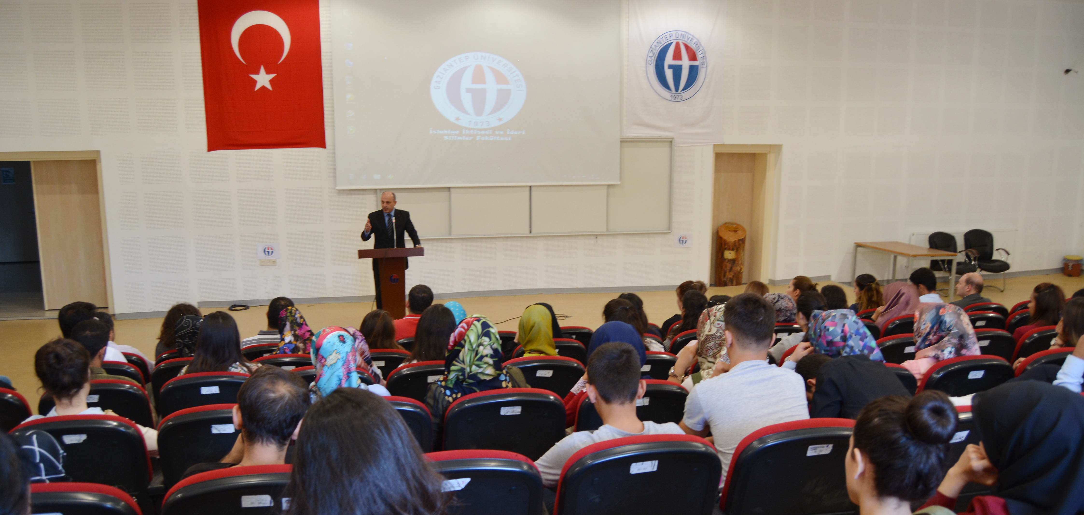 islahiye İİBF'de Oryantasyon Eğitimi -  (3)