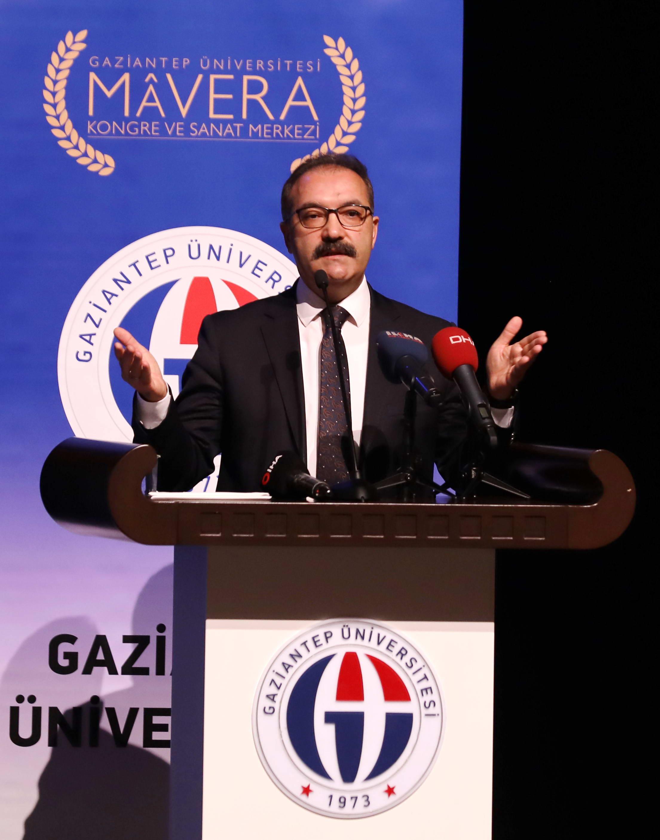 GAÜN'de Sünnetin Aktüel Değeri tartışıldı - Prof.Dr. Ali GÜR-1