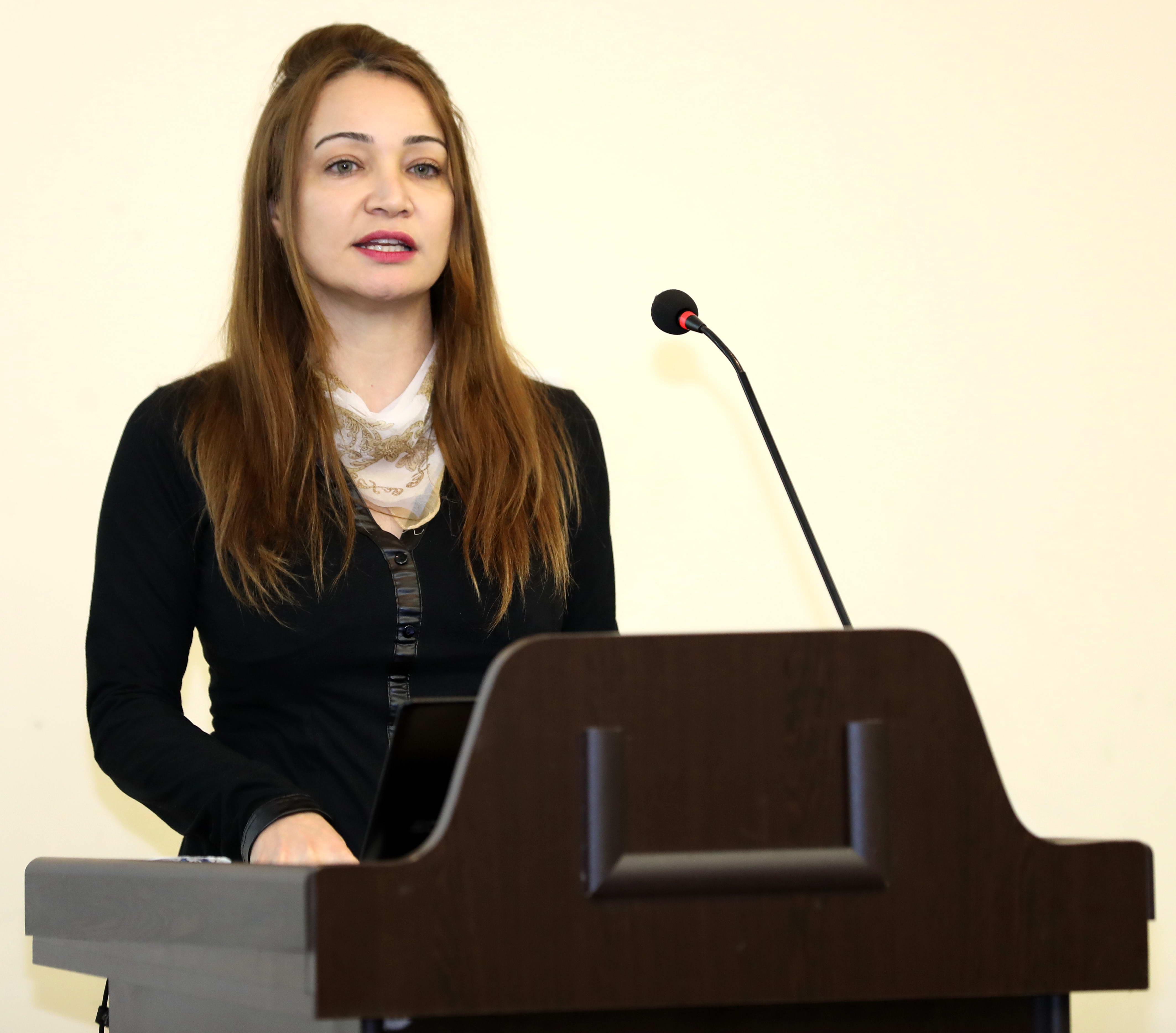 ENGELLİ ÖĞRENCİLERE BİLGİLENDİRME TOPLANTISI - Özlem Yılmaz