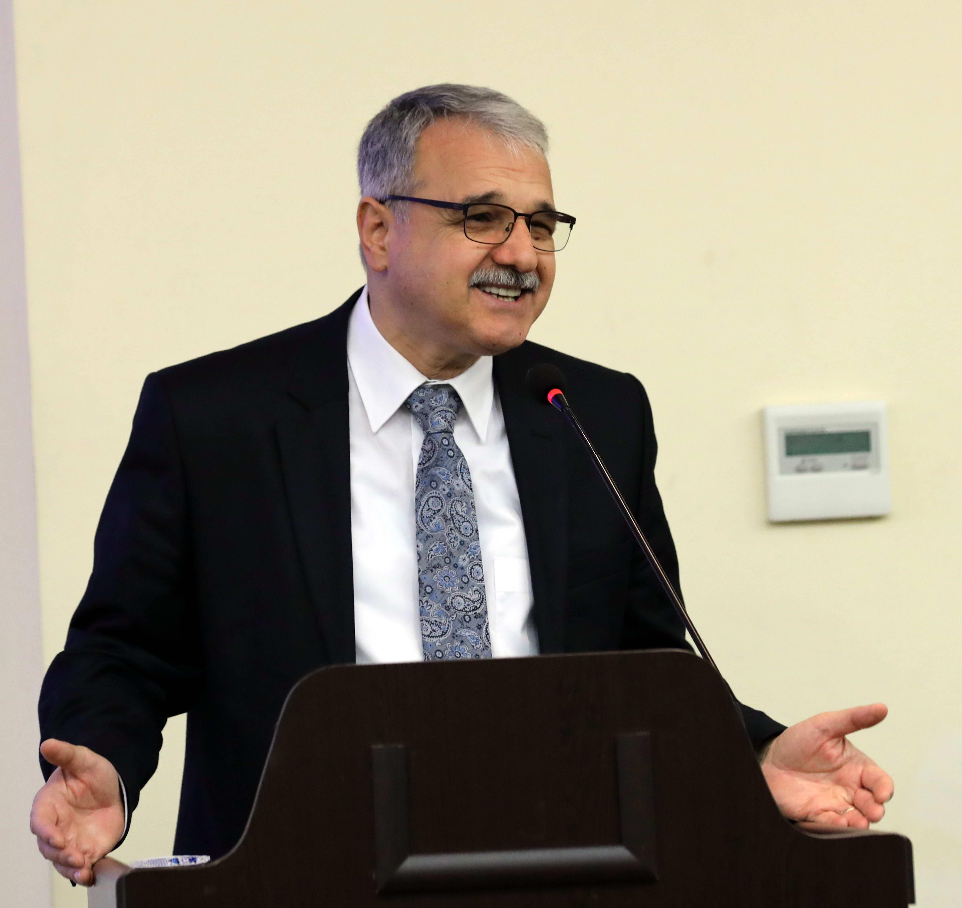 ENGELLİ ÖĞRENCİLERE BİLGİLENDİRME TOPLANTISI - Prof. Dr. Metin Bedir