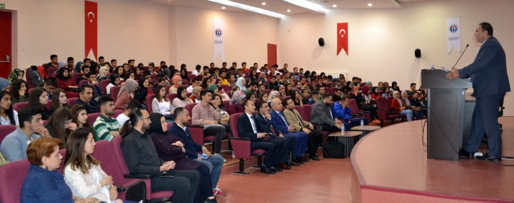 gaun haber merkezi oguzeli myo da dgs ile hukuk fakultesine gecis konulu seminer