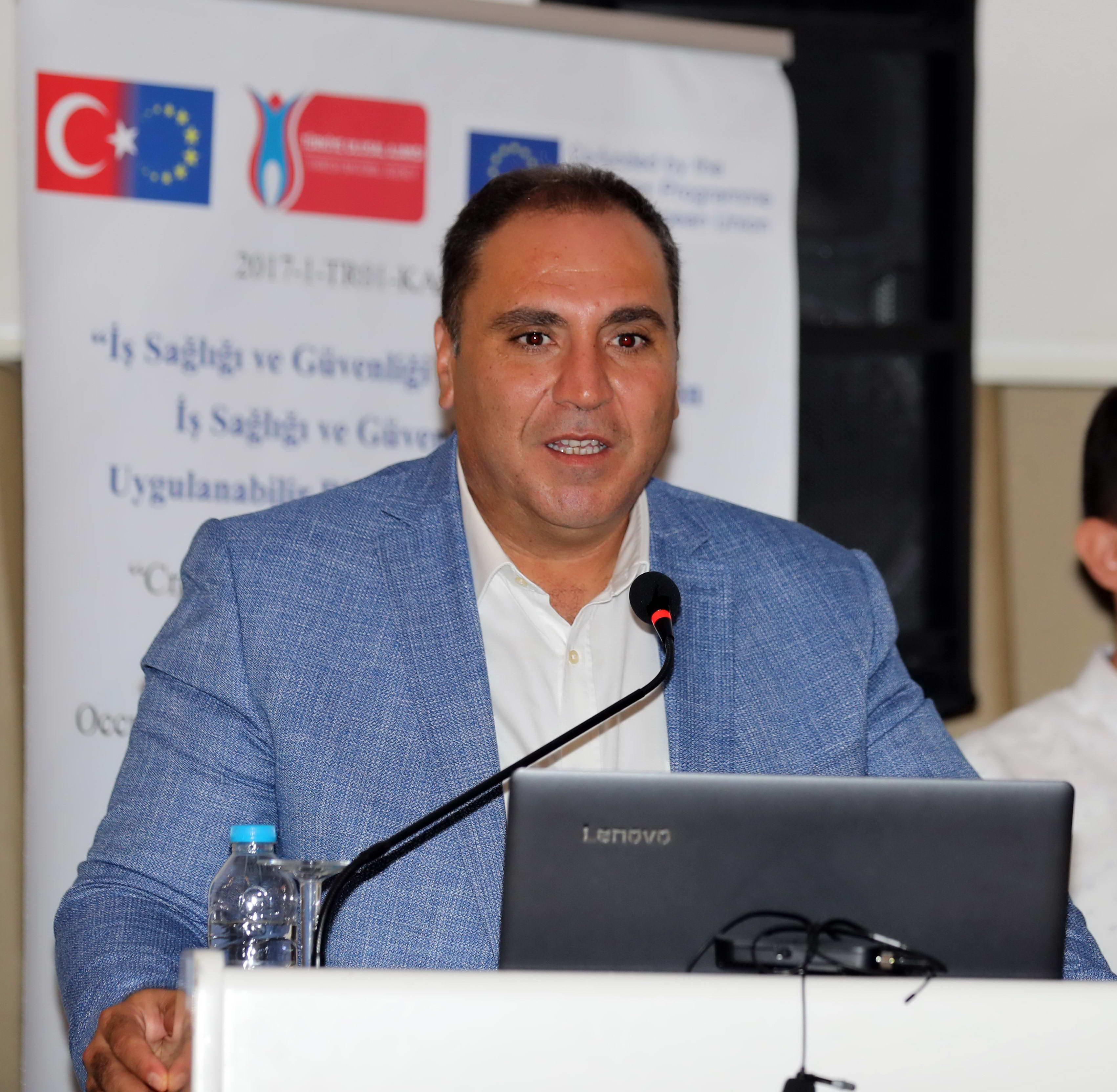 Dr. Öğretim Üyesi Murat Karahan