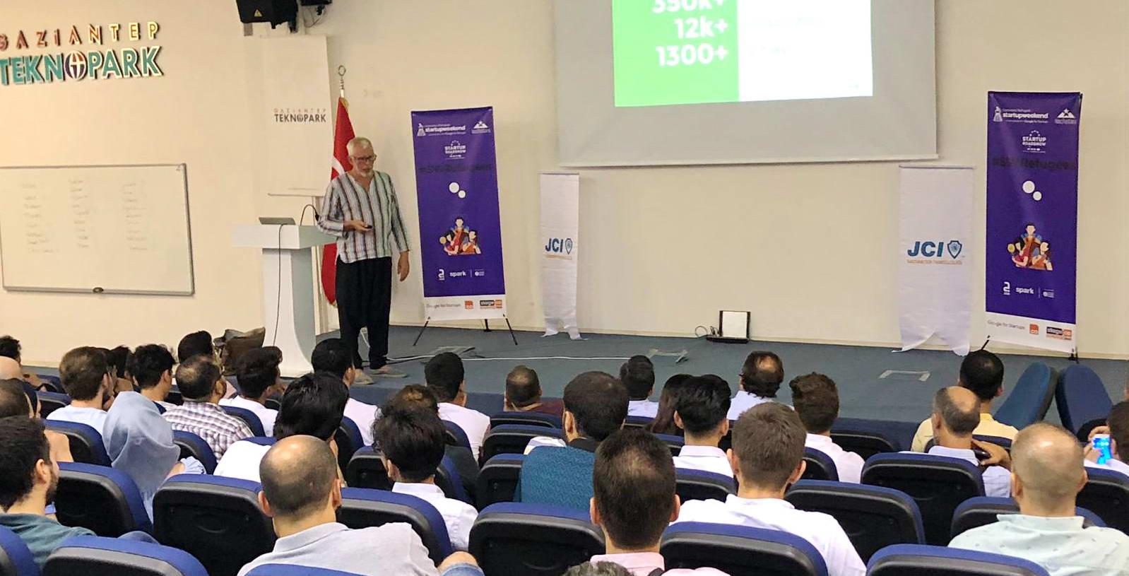 Startup Weekend, Gaziantep TEKNOPARK'ta Gerçekleşti -  (4)