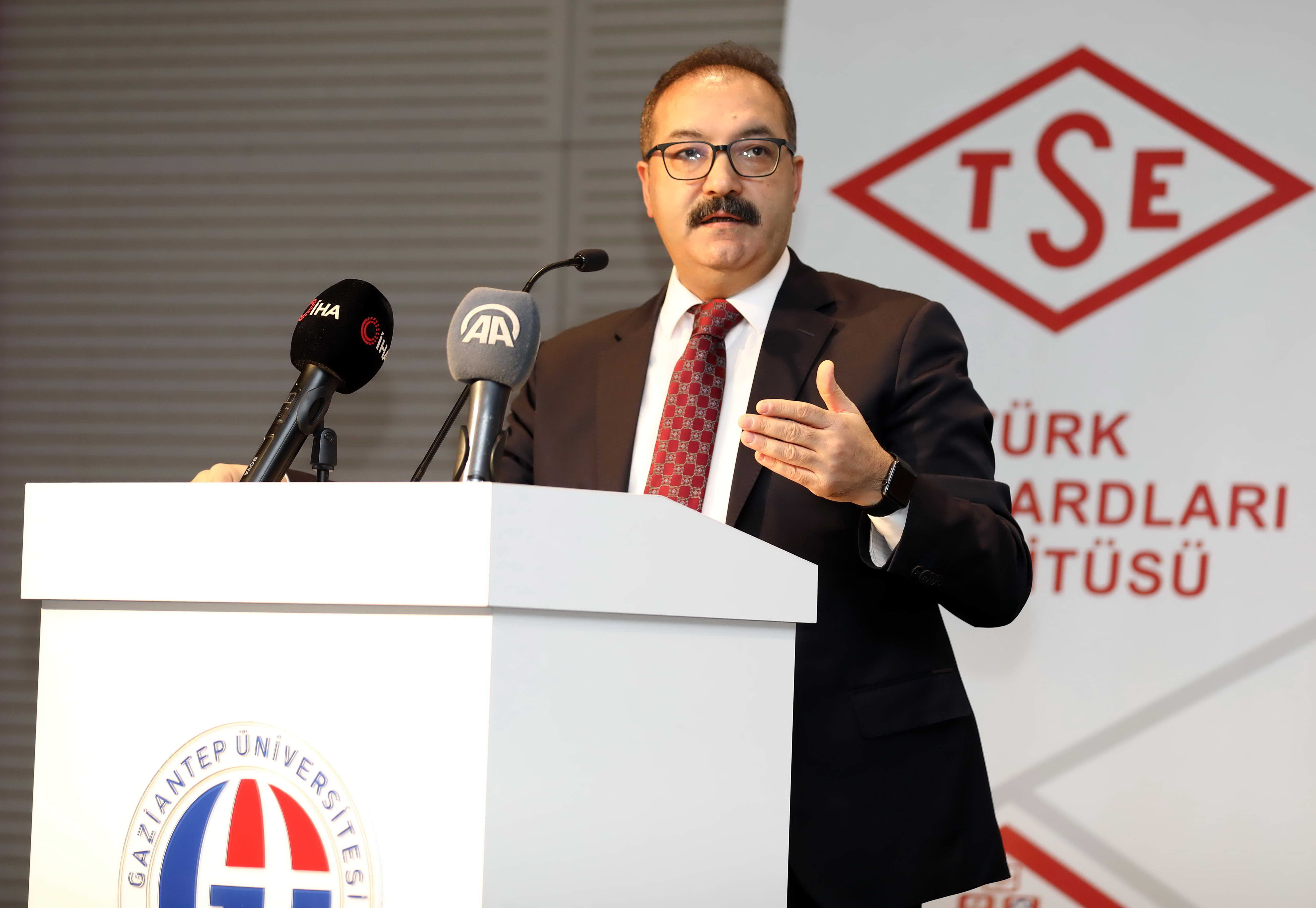GAÜN KALİTESİNE TSE TESCİLİ - Prof. Dr. Ali Gür-1