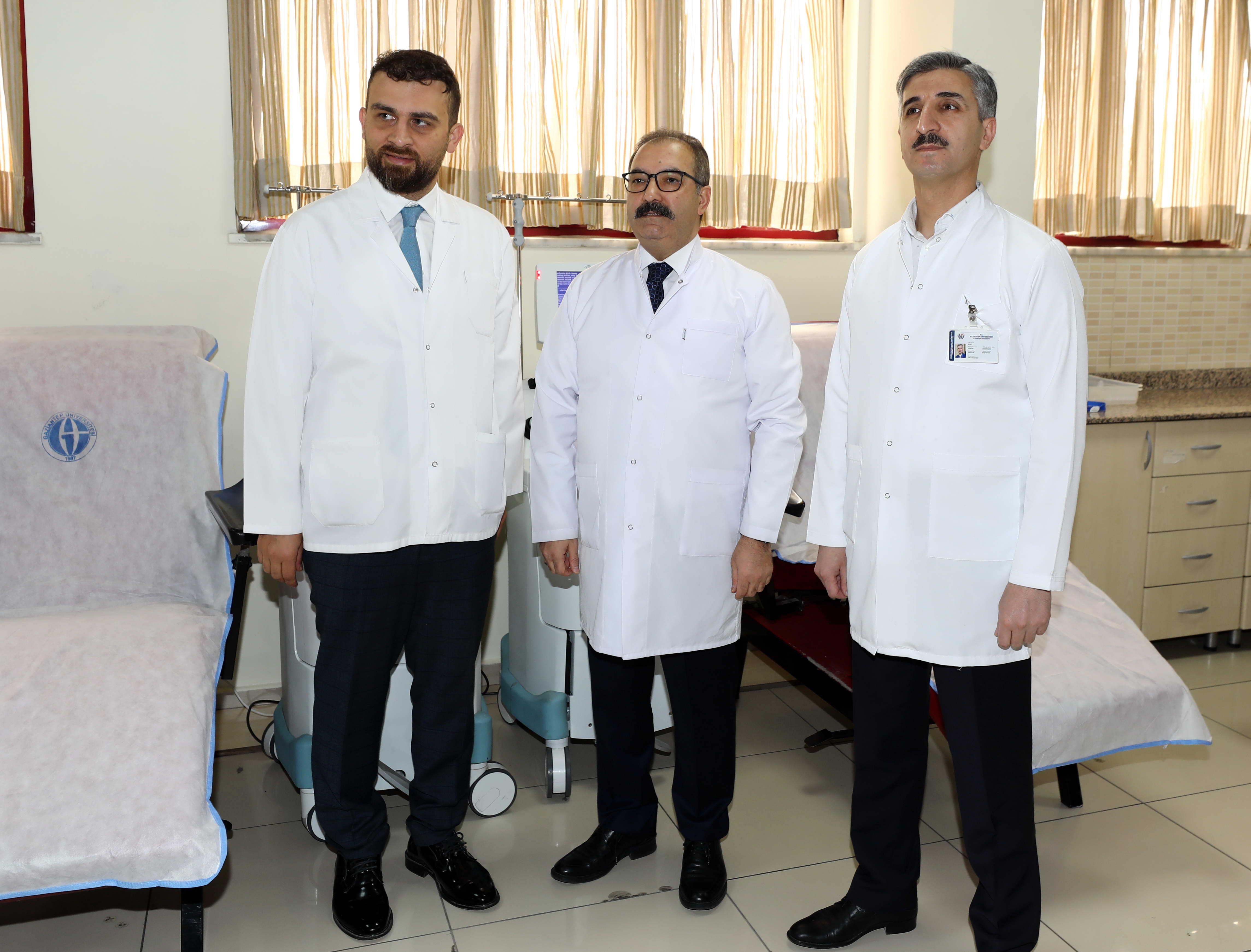 Gaziantep Üniversitesi'nden müthiş Covid-19 tedavi yöntemi -  (1)