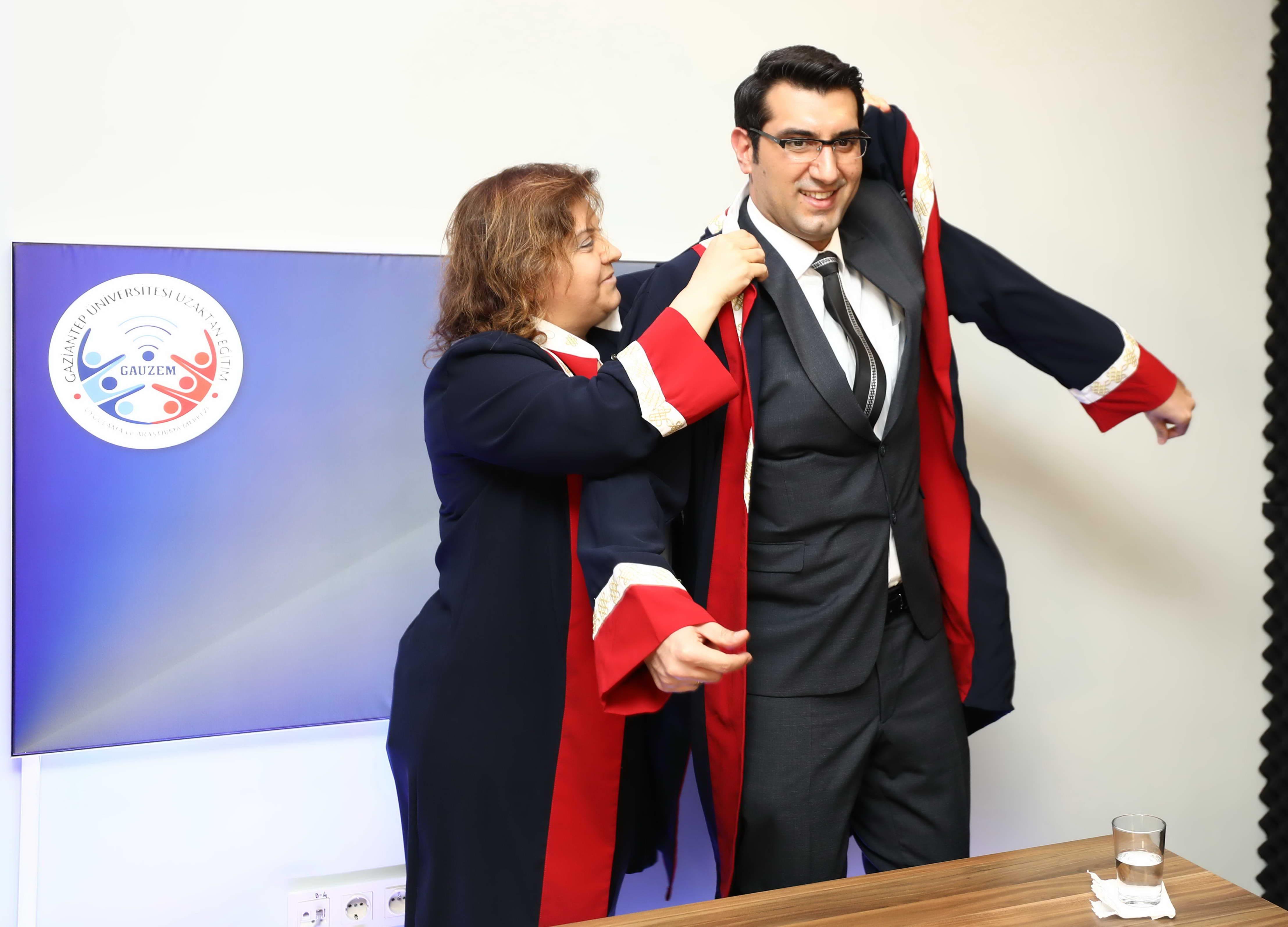 Gaziantep Üniversitesi'nden Yine Bir İlk -  (2)