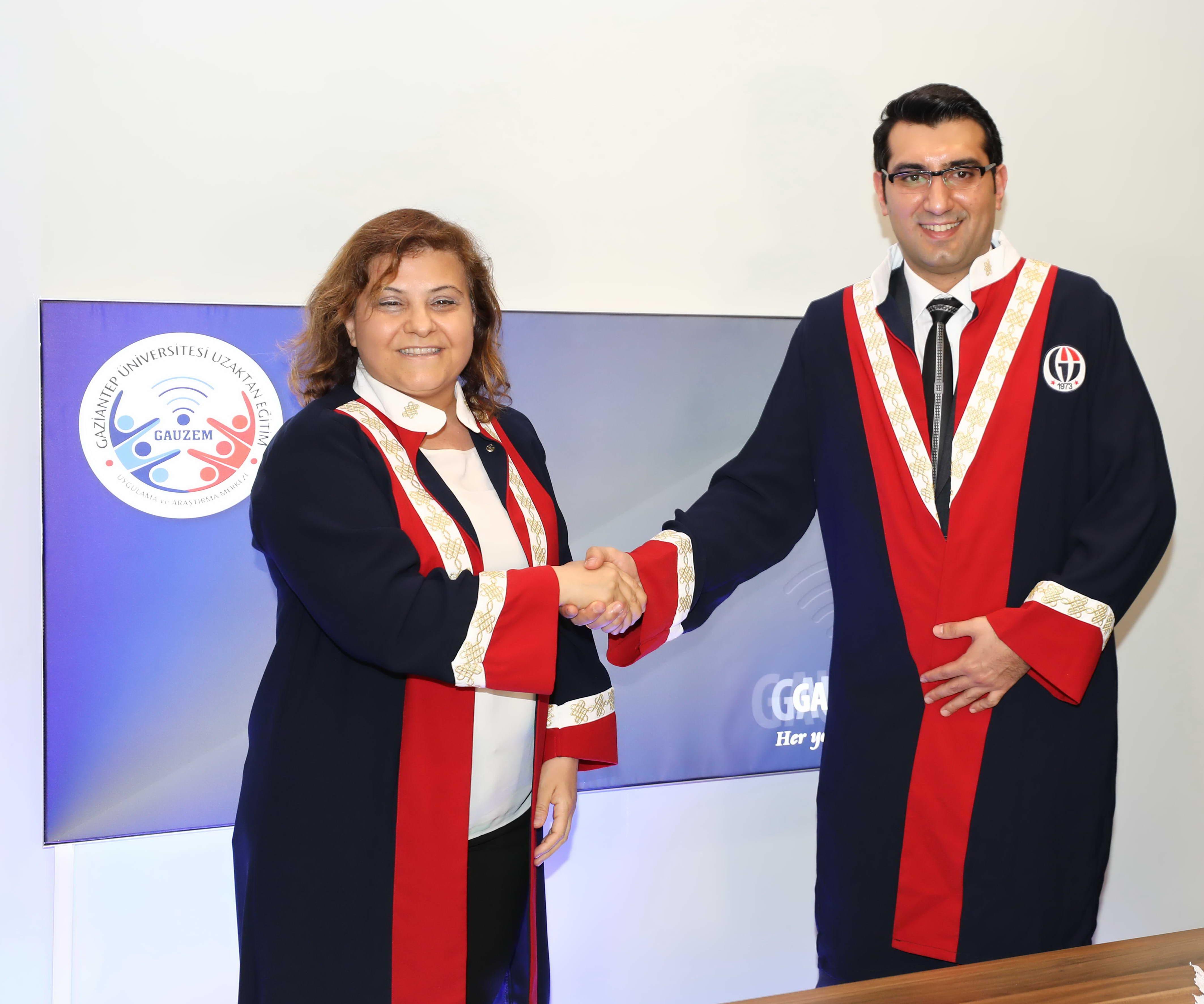 Gaziantep Üniversitesi'nden Yine Bir İlk -  (3)