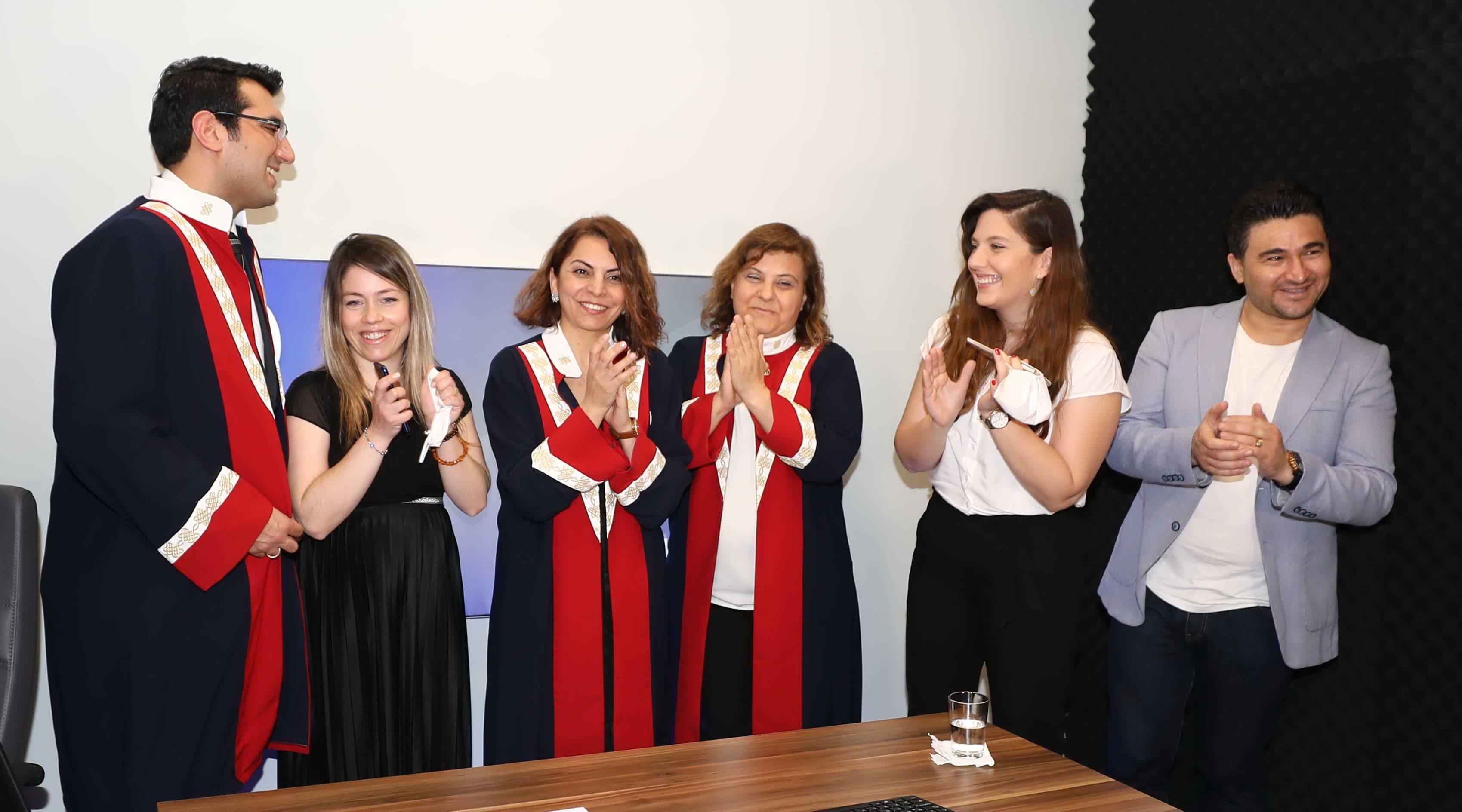Gaziantep Üniversitesi'nden Yine Bir İlk -  (4)