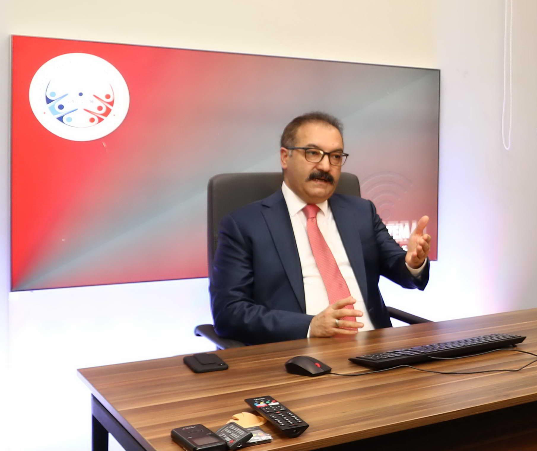Gaziantep Üniversitesi'nden Yine Bir İlk -  (5)