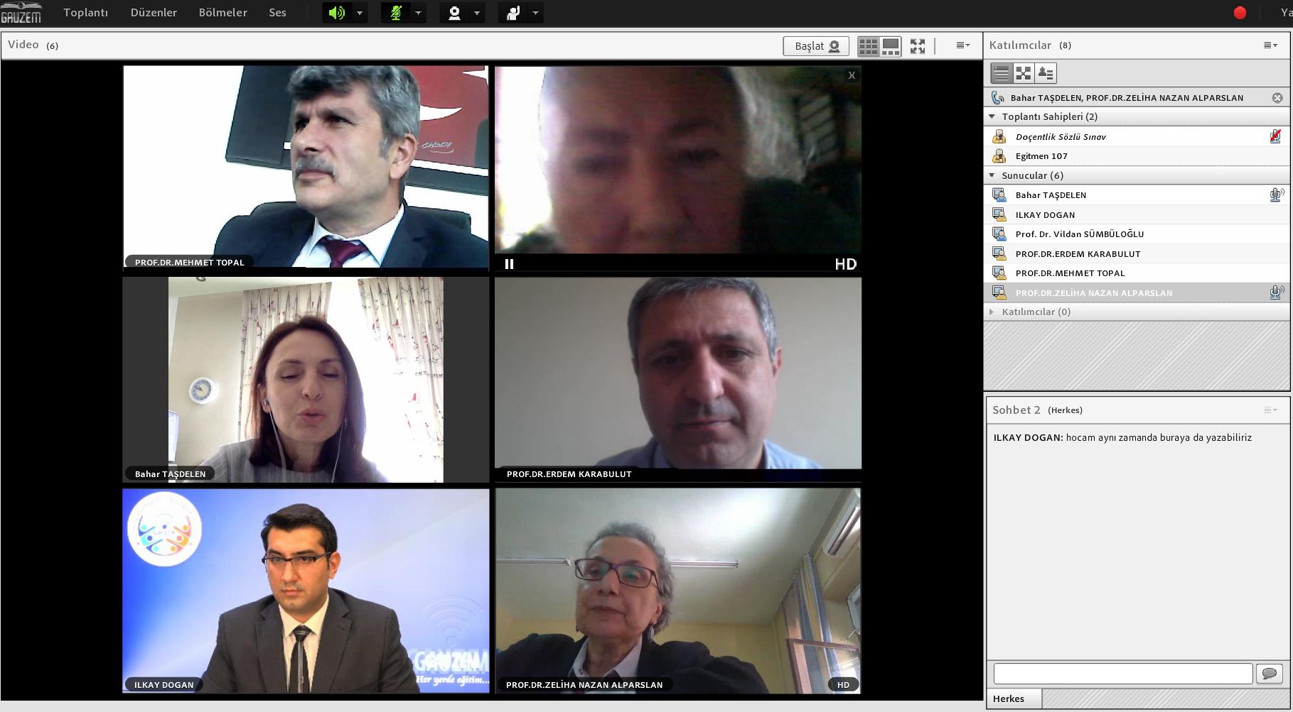 Gaziantep Üniversitesi'nden Yine Bir İlk -  (6)