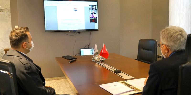 GAÜN'DE ÖNEMLİ İŞ BİRLİĞİ PROTOKOLÜ İMZALANDI -  (2)