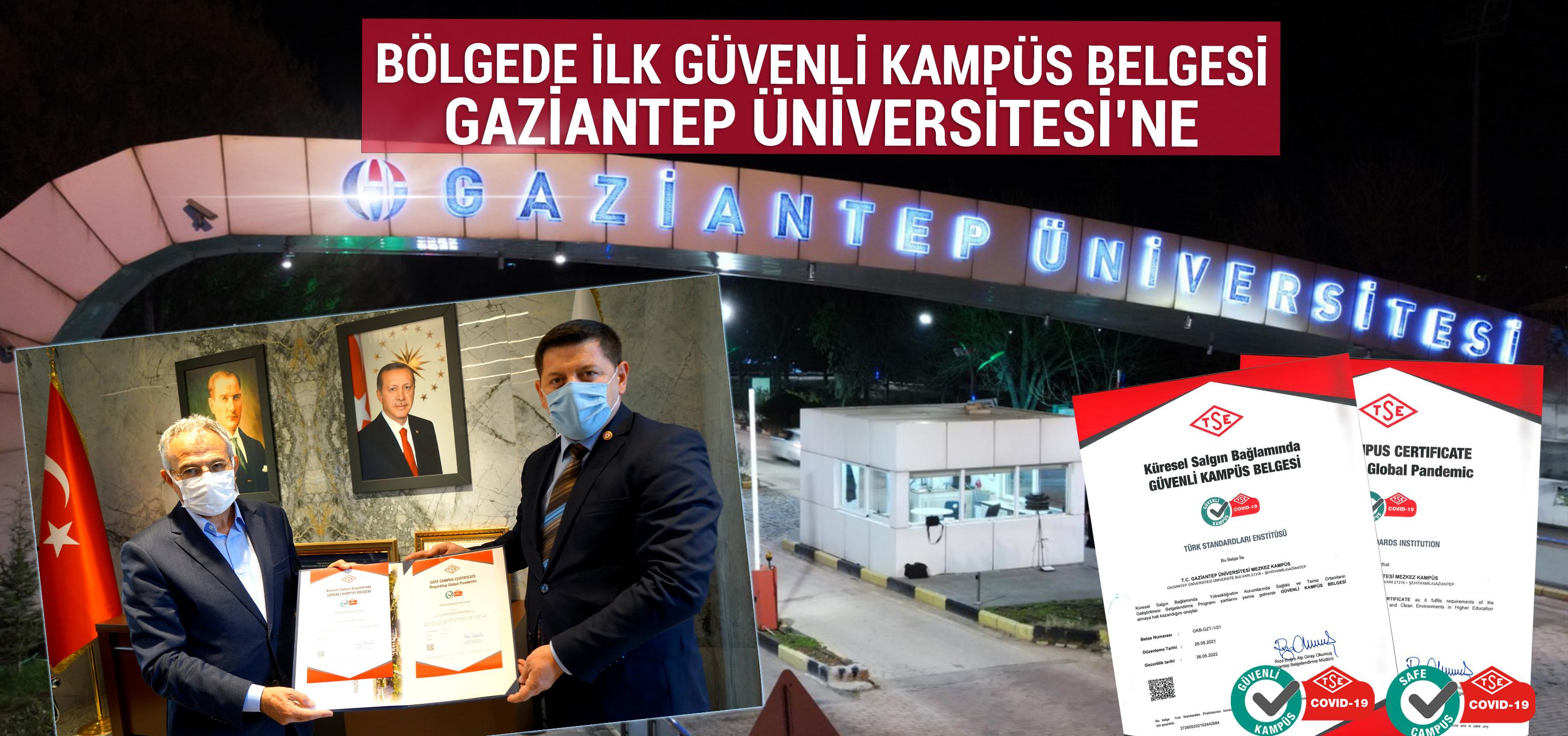 GAZİANTEP ÜNİVERSİTESİ MERKEZ KAMPÜS__