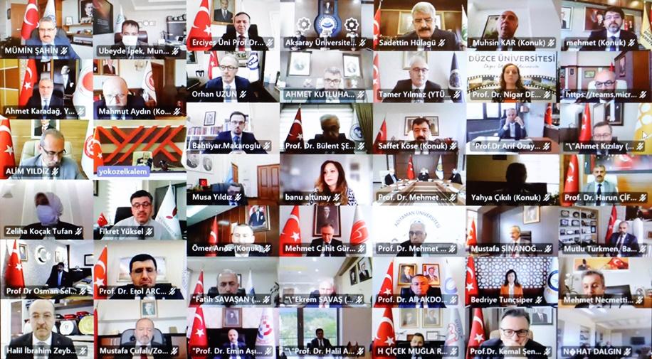 YÖK'TEN GAÜN'E ENGELSİZ ÜNİVERSİTE ÖDÜLLERİ-2
